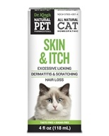 Natural Pet Skin & Itch Irritation For Felines Large - 4 fl. oz. by King Bio