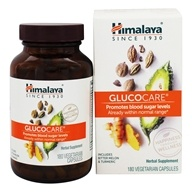 GlucoCare为自然血糖健康-180 Vegetarian Capsules by Himalaya Herbal Healthcare