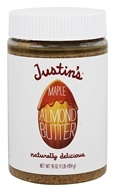 Almond Butter Maple - 16 oz. by Justin's Nut Butter