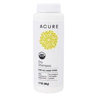 ACURE - Dry Shampoo For All Hair Types - 1.7 fl. oz.