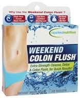 Weekend Colon Flush - 16 Tablets by Applied Nutrition