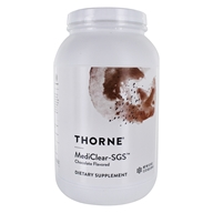 MediClear-SGS粉末巧克力-37.9 oz. by Thorne Research