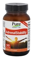 AdrenalStability-60 Vegetarian Capsules by Pure Essence Labs