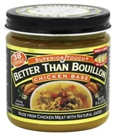 Chicken Base - 8 oz. by Better Than Bouillon