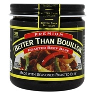 Roasted Beef Base - 8 oz. by Better Than Bouillon
