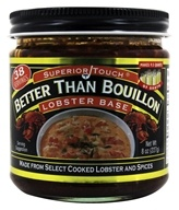 Lobster Base - 8 oz. by Better Than Bouillon