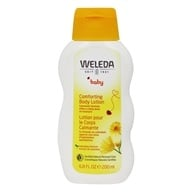 Comforting Baby Body Lotion Calendula Extracts - 6.8 fl. oz. by Weleda (维蕾德)