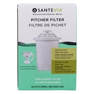 Mineralized Alkaline Water Pitcher Filter - 1 Filter(s) by Santevia