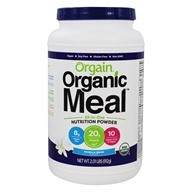Organic Meal All-In-One Nutrition Powder Vanilla Bean - 2.01 lbs. by Orgain