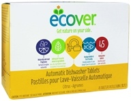 Automatic Dishwasher Tablets 45 Loads Citrus - 31.7 oz. by Ecover