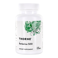 Berberine 500 mg。60 Capsules by Thorne Research