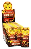 Chocolate with Energy - 12 Box(s) by Good Day Chocolate