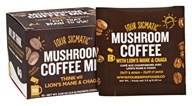 Mushroom Coffee Mix with Lion's Mane & Chaga - 10 Packet(s) by Four Sigmatic