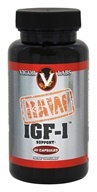 未加工的IGF-1-30 Capsules by Vigor Labs