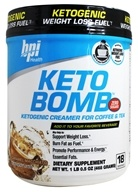Keto炸弹Ketogenic减重燃料焦糖Macchiato-1 lb. by BPI Sports