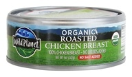 Organic Roasted Chicken Breast No Salt Added - 5 oz. by Wild Planet