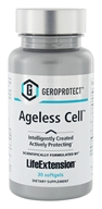 Geroprotect永恒的细胞-30 Life Extension按Life Extension