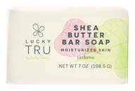 Shea Butter French Milled Bar Soap Verbena - 7 oz. by LuckyTru