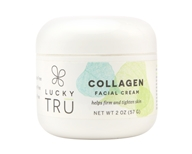 Collagen Facial Cream - 2 oz. by LuckyTru