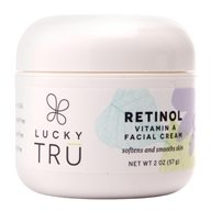 Retinol Vitamin A Facial Cream - 2 oz. by LuckyTru