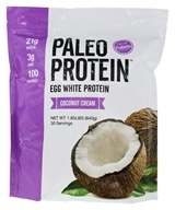 Julian Bakery - Paleo Protein Egg White Protein Coconut Cream - 1.85 lbs.
