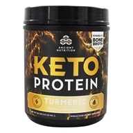 Keto蛋白Ketogenic性能燃料粉末姜黄-18.3 盎司