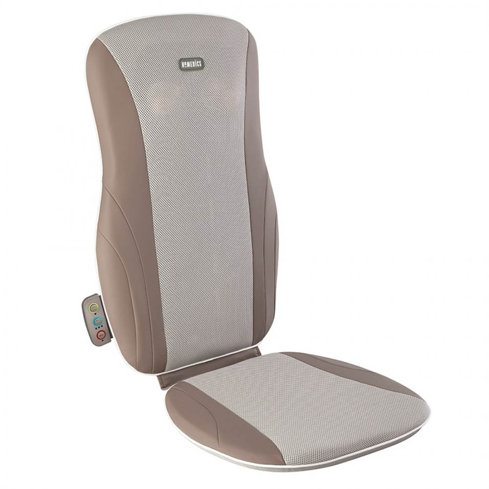 HoMedics - Thera-P Deep Kneading Back Massager With Heat MCS-125H-THP