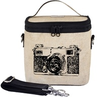 Insulated Large Cooler Bag Black Camera by SoYoung