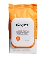Normal Wipes for Intimate Parts + Body + Face - 30 Wipe(s) by The Honey Pot Company