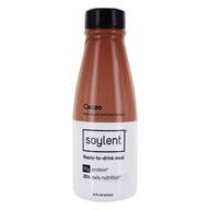 Soylent - Ready-To-Drink Meal Cacao - 14 fl. oz.