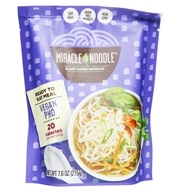 Vegan Ready to Eat Meal Pho - 7.6 oz. by Miracle Noodle