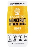 液体Monkfruit甜味剂柠檬-1.85 oz. by Lakanto