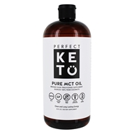 Pure MCT油-32 fl. oz. by Perfect Keto