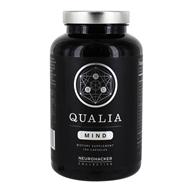 Qualia心灵配方-154 Vegetarian Capsules by Neurohacker Collective