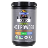 Formulated Keto有机MCT粉末博士-10.58 oz. by Garden of Life (生命花园)