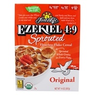 Sprouted Flourless Flake Cereal Original - 14 oz. by Food For Life
