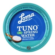 Tuno in Spring Water with Natural Sea Salt Added - 5 oz. by Loma Linda