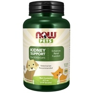 NOW Pets Kidney Support Powder for Dogs/Cats - 4.2 oz. by NOW Foods
