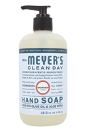 Mrs. Meyer's (梅耶太太) - Clean Day Liquid Hand Soap Snowdrop-12.5 fl. 盎司