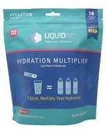 Hydration Multiplier Electrolyte Drink Mix Stick Packs Passion Fruit - 16 Stick Pack(s) by Liquid I.V.
