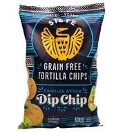 Grain Free Tortilla Chips Family Style Dip Chip - 5 oz. by Siete