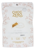 Peanut Butter Cups White Chocolate - 6 Cup(s) by ChocZero