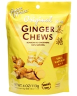 Ginger Chews 100% Natural Original - 4 oz. by Prince of Peace