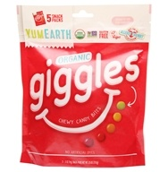 YumEarthOrganic Giggles Chewy Candy Bites5 Pack(s)