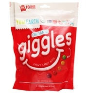 YumEarthOrganic Giggles Chewy Candy Bites10 包