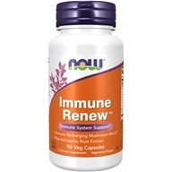 Immune Renew - 90 Vegetable Capsule(s) by NOW Foods
