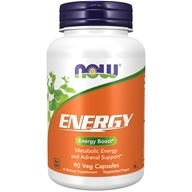 Energy - 90 Vegetable Capsule(s) by NOW Foods
