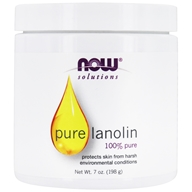 NOW Solutions Pure Lanolin - 7 oz. by NOW Foods