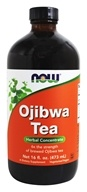 Ojibwa Tea Concentrate - 16 fl. oz. by NOW Foods