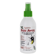 Buzz Away Deet Free Insect Repellent Citronella Spray - 6 fl. oz. by Quantum Health